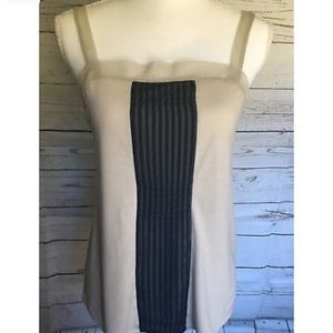 Simply Vera Wang Sleeveless Tank Knit Top