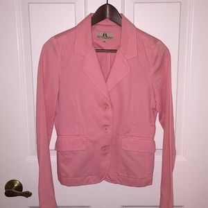 Juicy Couture Limited Edition Pink Jean Jacket
