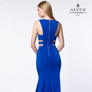Alyce Paris Gown