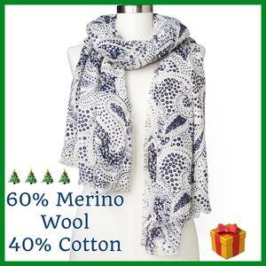 ⭐️ Stunning, oversized, warm & lightweight scarf