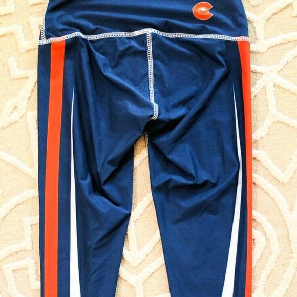 63fe2a0eec6153 colorado threads Pants - Colorado Threads Broncos yoga pants