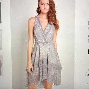 NWT: BCBGeneration Sleeveless High Low Dress