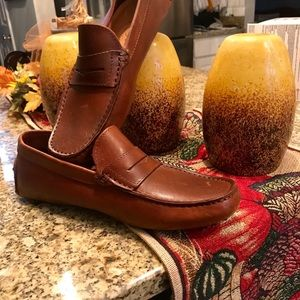 Amalfi Men's Hand Made Driving Shoes from Italy