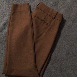 Olive Green J Crew dress pants