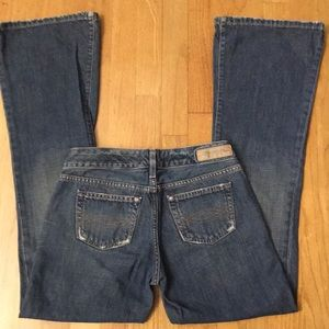 Abercrombie & Fitch women's jeans size 0