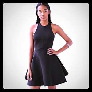 Perfect little black dress -  fit & flare style