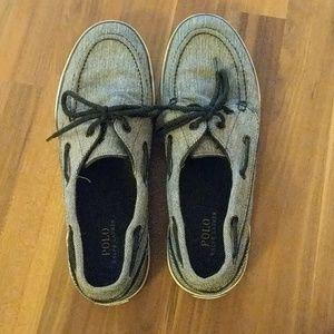 Men's polo shoes
