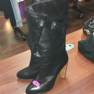 Boutique 9 leather boots