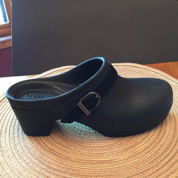 ff5c698449 crocs Shoes | Womens Clog Blacksize 6w Brand New | Poshmark