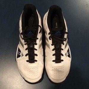 Adidas Baracade tennis shoes