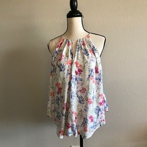 Flower Tank Top from Nordstrom Rack - Lush. Size L
