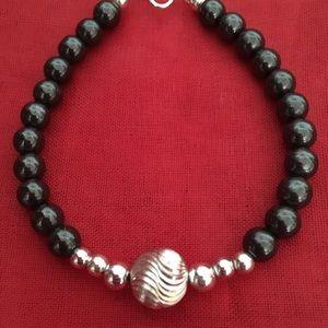 Jewelry - ⭐️ Gorgeous Sterling Gemstone Bracelet