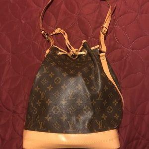Louis Vuitton tote purse