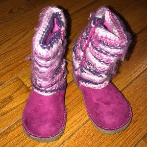 Other - Cute Toddler Girl Boots
