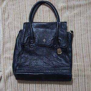 Cole & Haan black leather bag