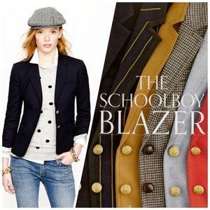 J. Crew • Classic Schoolboy Blazer in Navy