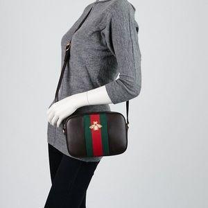 Authentic NEW RARE Gucci BEE crossbody Bag
