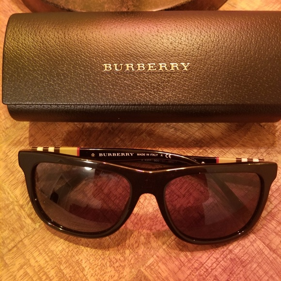 dce73925392a Burberry Other - Burberry Sunglasses