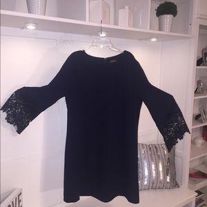 BRAND NEW, NEVER WORN!! Navy Blue ASL Tahari dress