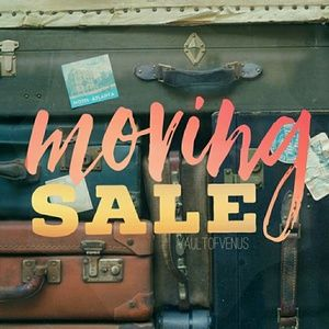 🚚MOVING SALE🚚