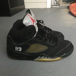 2007 Jordan 5 Metallic