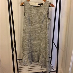 Tweed Banana Republic Dress