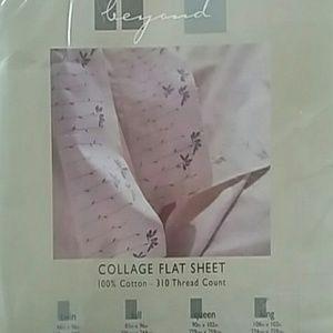 King Flat Sheet