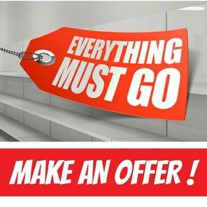Make an offer !!
