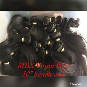 Virgin Brazilian Malaysian and Peruvian hair