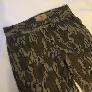 Missy Oak camo pants. Size 2.