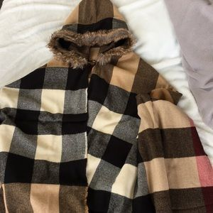 Jackets & Blazers - Blanket cape
