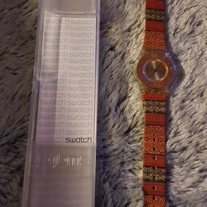 Lovely swatch watch