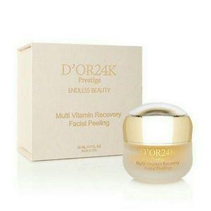 D'OR 24K Multi Vitamin Facial Peel