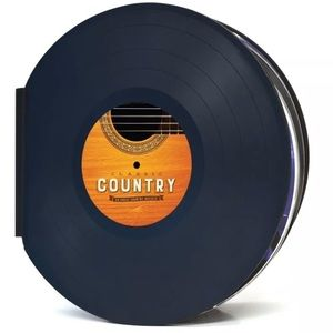 Other - Classic country artist hardcover Ruckus Music.