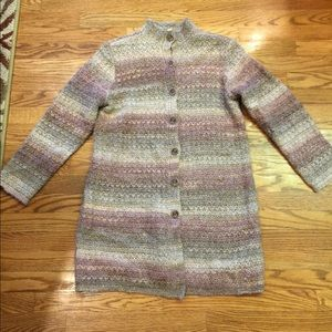 Jill long sweater Cardigan- wore once