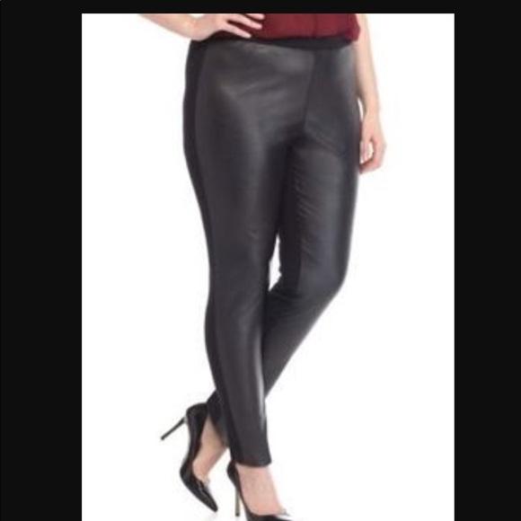 2c98bb166b6867 MICHAEL Michael Kors Pants | Faux Leather Leggings | Poshmark