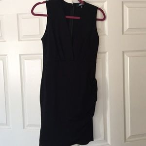 Brand new sexy black dress from lulus!