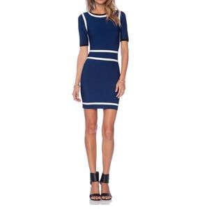 NWT Asilio bodycon dress revolve cocktail designer