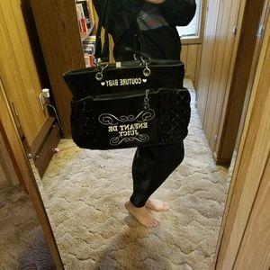 [ Authentic Juicy Couture ] diaper bag