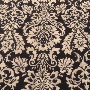 Waverley Damask Rod Pocket Curtain Panel