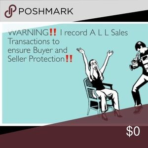 I DOCUMENT ALL SALES