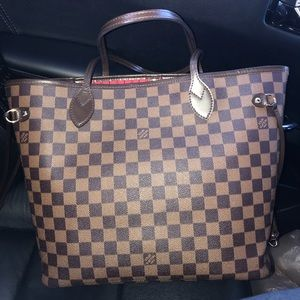 Tote Neverfull MM 100% authentic