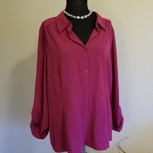 Women's blouse/top  East 5th Size XL