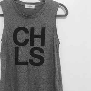 // NWT SoulCycle Chelsea Tank Top
