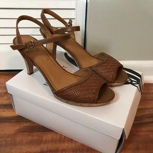 Nine West 3 inch Heel Sandal