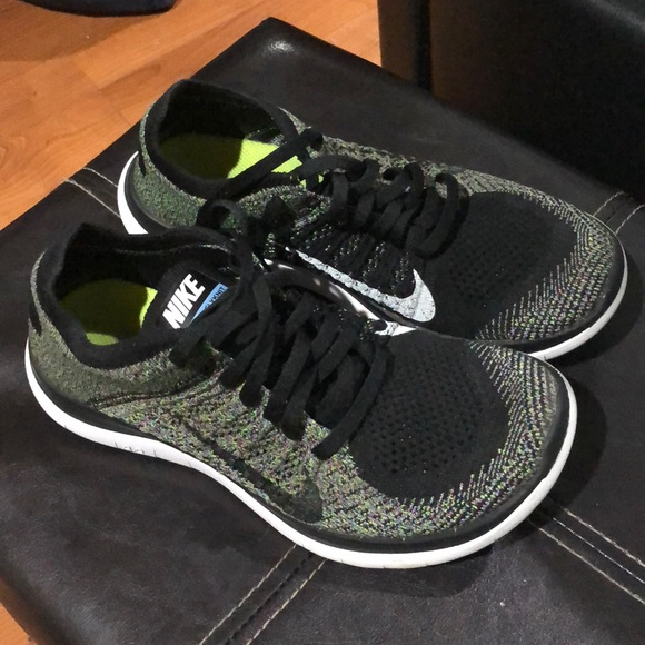 timeless design a90ca 375f8 Nike free 4.0 flyknit multicolor women s. M 5a10bfe8713fde2e7403db91