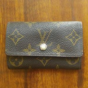 Louis Vuitton Key & Card Holder