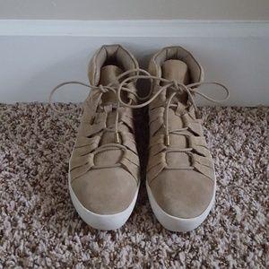 Joie Daniela Mousse Suede Sneakers