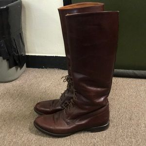 Madewell Riding boots