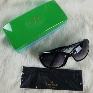 Kate Spade Evans Sunglasses with case